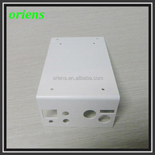 Steel Stamping Case with White Powder Coating