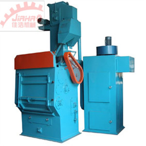 Q3110 Dustless rotary drum shot blasting machine barrel sand blast machine