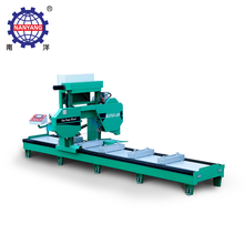 horizontal band saw mill