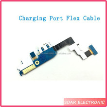 Smartphone Spare Parts Charging Port Connector Flex Cable For Samsung Galaxy S2