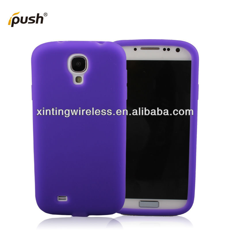 For Samsung Galaxy S4 i9500 Jelly Silicon Case