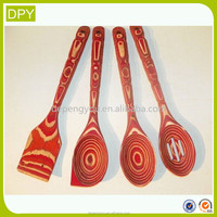 Red Wood Classification Of Kitchen Mixing Tools And Equipments