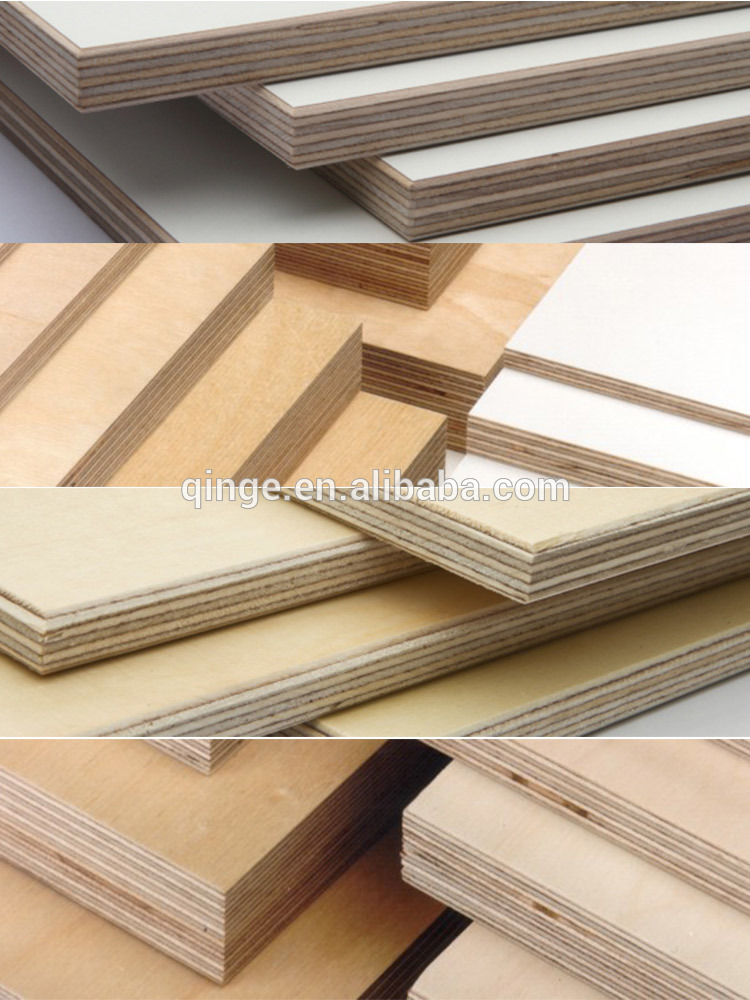18mm  baltic white birch veneer plywood for furniture