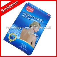 health care product pain relief patch