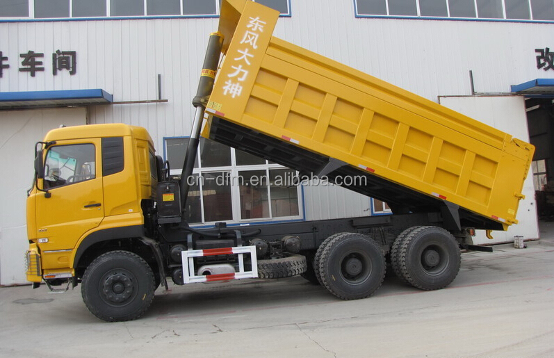 GCC Model Dongfeng 35 Ton China Tipper Trucks For Sale/18Cubic Meters Dump Truck/Standard tipper truck Dimensions