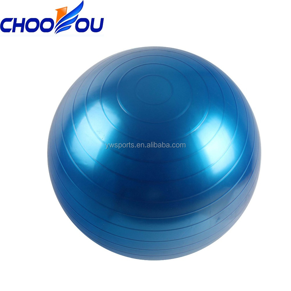 Body Balance Anti Burst Exercise Stability Gym Ball with Pump