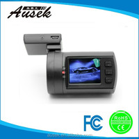 Ambarella A7 mini 0806 full hd 1080P car dvr h 264 dvr firmware with GPS/LDWS/FCWS function