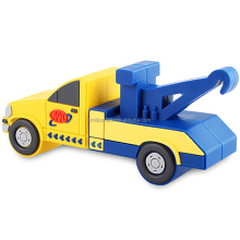 bulk items custom usb flash drive tipper truck shape