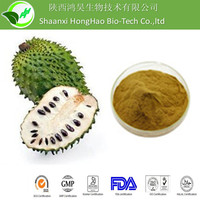 100% Natural 4:1 graviola soursop extract fresh fruit From honghao