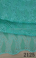 african Italian lace 100%Polyester Embroidery chemical Fabric