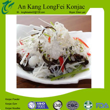 High quality long duration time konjac flour noodle recipe