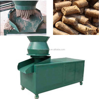 Multifunctional high qulity biomass briquette making machine