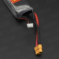 Mostray rechargeable lipo battery 3S 11.1V 2700mah for rc drone phone and tablet