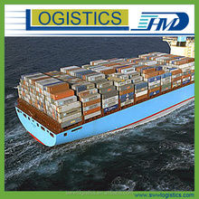 Container cargo transportation to Durban South Africa from China