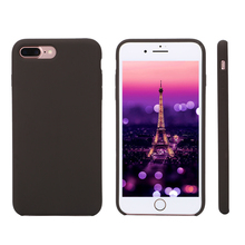 Fashionable design OEM custom silicone phone case for iphone 7