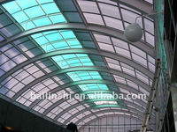 skylight roof polycarbonate sheet