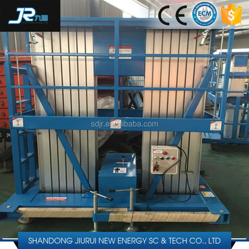 Wholesale hydraulic trailing manual work platform