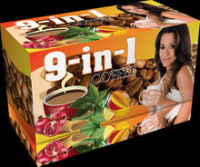 9 in 1 Super Healthy Weight Loss Antioxidant Coffee