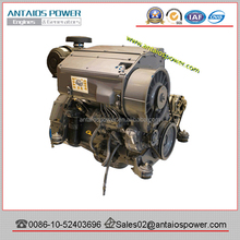 High qualit DEUTZ DIESEL engine air cooled 4 cylinders bore/stroke 102/125 power range from 66kw to 78kw for BF4L913