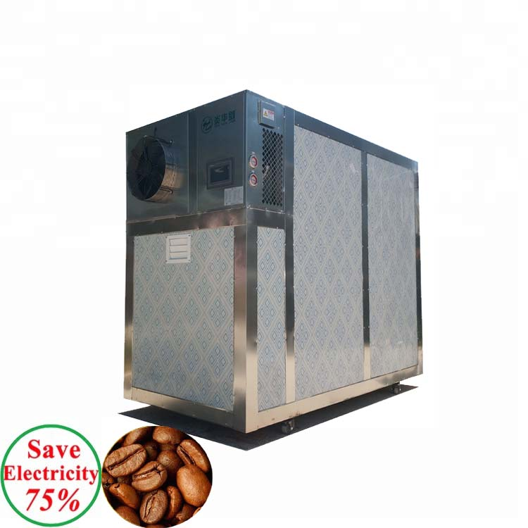 Electricity Saving 75% <strong>Industrial</strong> Coffee Cocoa Beans Seed Cacao Dryer Machine