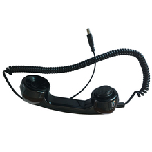 cell phone docking station for retro handset 304 Handsfree Telephone handset with Volume Control