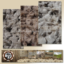 Jute- Carded Cut fibre for automotive - Insulation - Nonwoven