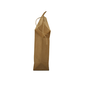 The New Durable Shopping Paper Bag For Food Packaging