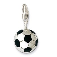 3D Antique Floating Lady Metal football charm pendant Vintage Retro Dangle Keyring Keychain pendant Wholesale