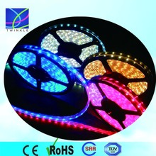 30/60 led per meter 16ft led strip light 5050 12V RGB SMD LED flexi light reel