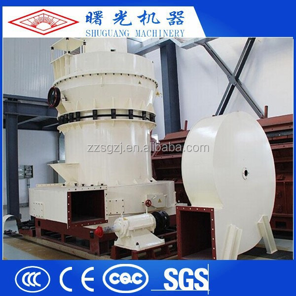 Good sealed performance lime powder production line