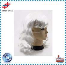 Factory Direct sell Curly synthetic hair wig for Festival