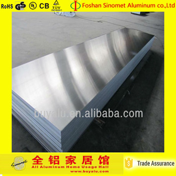 Hot sale high quality 1000 grade aluminum sheet plate