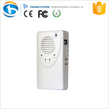 Long Range Wireless Doorbell Call Button System for Elderly
