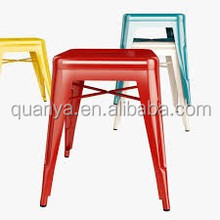 Durable matel side chair/high bar chair/high bar chiar with backrest