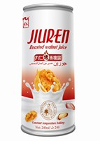 240ml canned soft drink concentrate fruit juice Jiuren roasted walnut milk