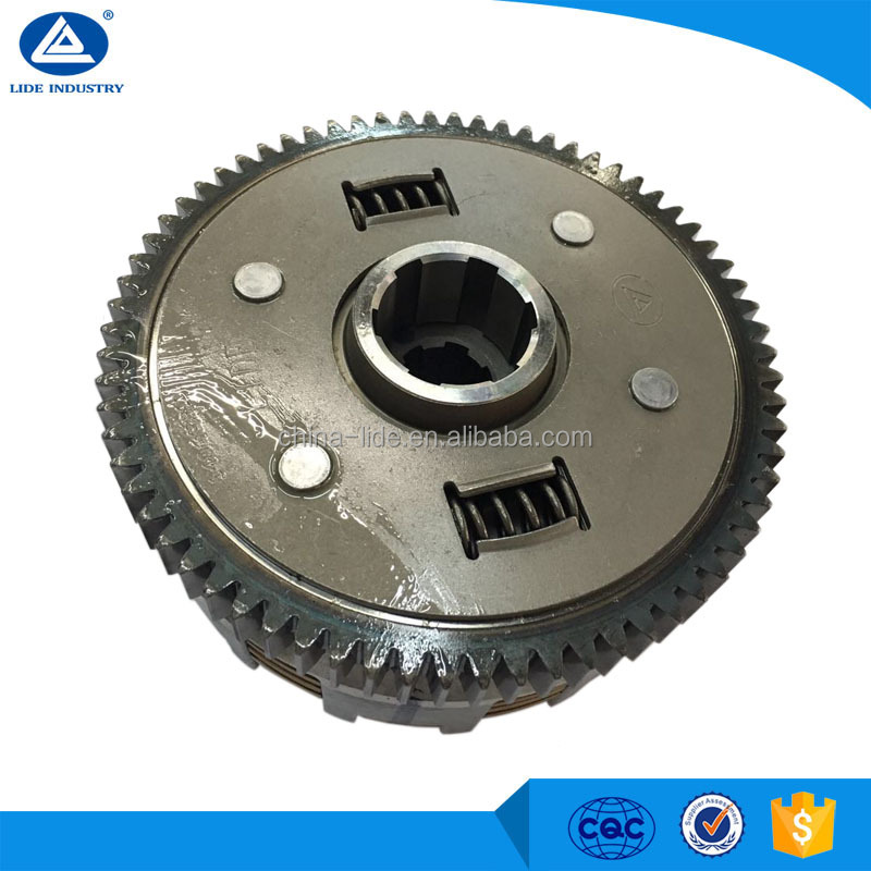 China Factory Haojue Parts Motorcycle Clutch 150cc