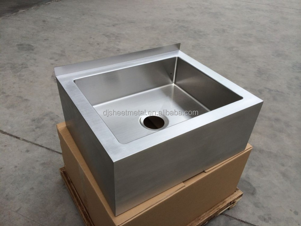 Mop Sink Stainless Steel : Stainless Steel Mop Sink - Buy R19 Corner Sink,Handmade Sink,Mop Sink ...