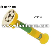 New Novelty Toy Plastic Kids Party Noise Maker Soccer Horn
