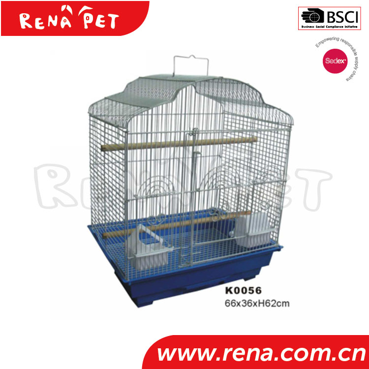 2016 Low cost superior stainless steel pet bird cage