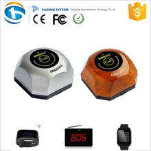 Wireless Restaurant Table System Service Waiter Call Pager