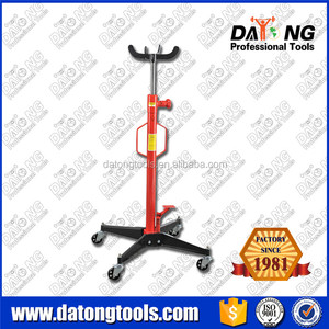 0.5T Single Cylinder Transmission Jack Garage High Lift Hoist