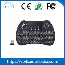 Wholesale Arriving Wirelesss Multimedia Gaming Keyboard H9, Gaming Keyboard And Mouse for Computer PC Android Tv Box