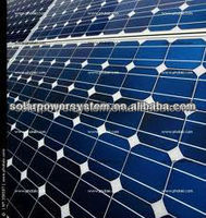 solar power system for military 1000W