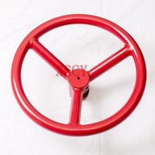 "pipe spokes welding handwheel 12"" for valves China Carbon steel welding hand wheels"