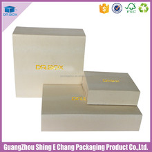 Guangzhou clothing packaging larger box for men with clothing packaging bag