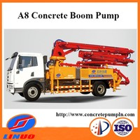 A8 Dismel Hydraulic Concrete mixer truck for sale