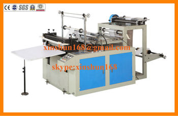 Ruian XINSHUN Plastic Bag Making Machine Price