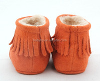 China Factory walking learning soft sole cheap baby shoes in bulk