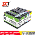 Newest product 956 952 inkjet cartridges compatible hp printer
