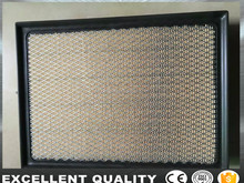 high performance car engine best air filter element china manufacturer oem 17801-0L040 for HILUX vigo 2016
